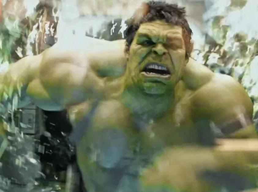 hulk,the avengers