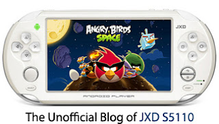 JXD S5110 Android Game Console Blog