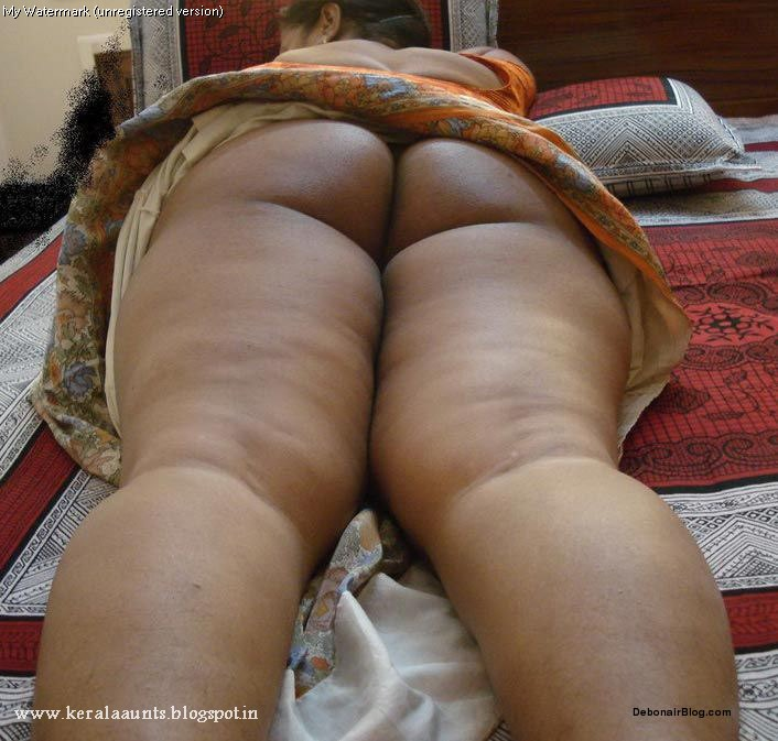 Indian aunty saree big ass