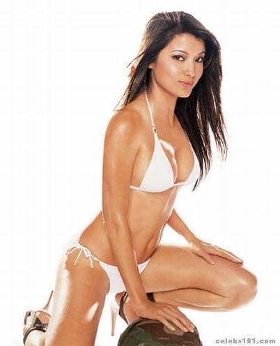 Kelly Hu sexy