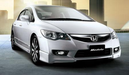 Malaysia Motoring News Honda Civic City Jazz Product Update