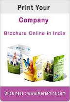 Brochure Printing India