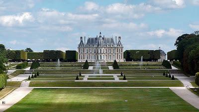 Château-de -Sceaux-France-castles