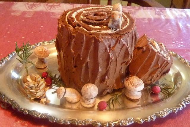 Ornamente culinare. Buturuga de Craciun