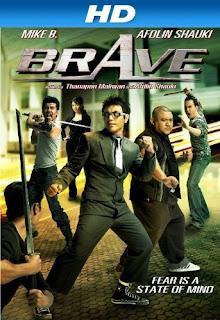 Brave 2007 Dual Audio Hindi 480p DVDRip [300MB]