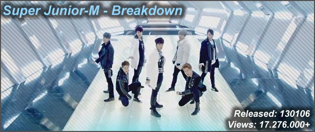 super junior-m breakdown