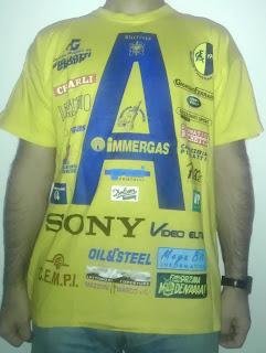 228 - modena fc calcio football seriea 2002 sponsor trash front