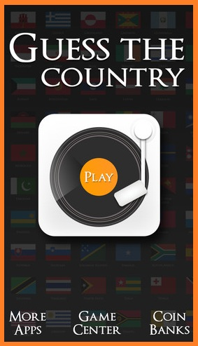 Guess the Country Anthem iOS Source Code