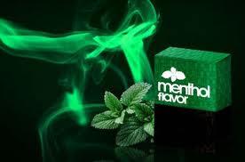 menthol cigarettes flavor