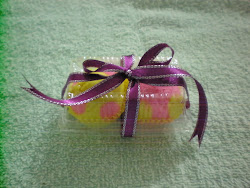 Doorgift Apam Polkadot