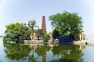 Trấn Quốc Pagoda (Chùa Trấn Quốc) 1