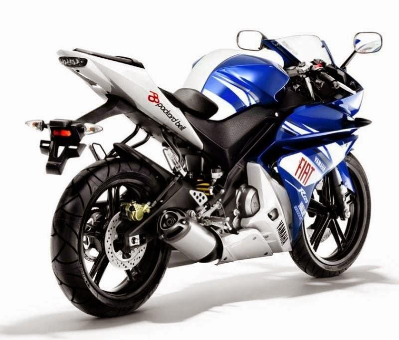 Yzf R125 Yzf R125 2010