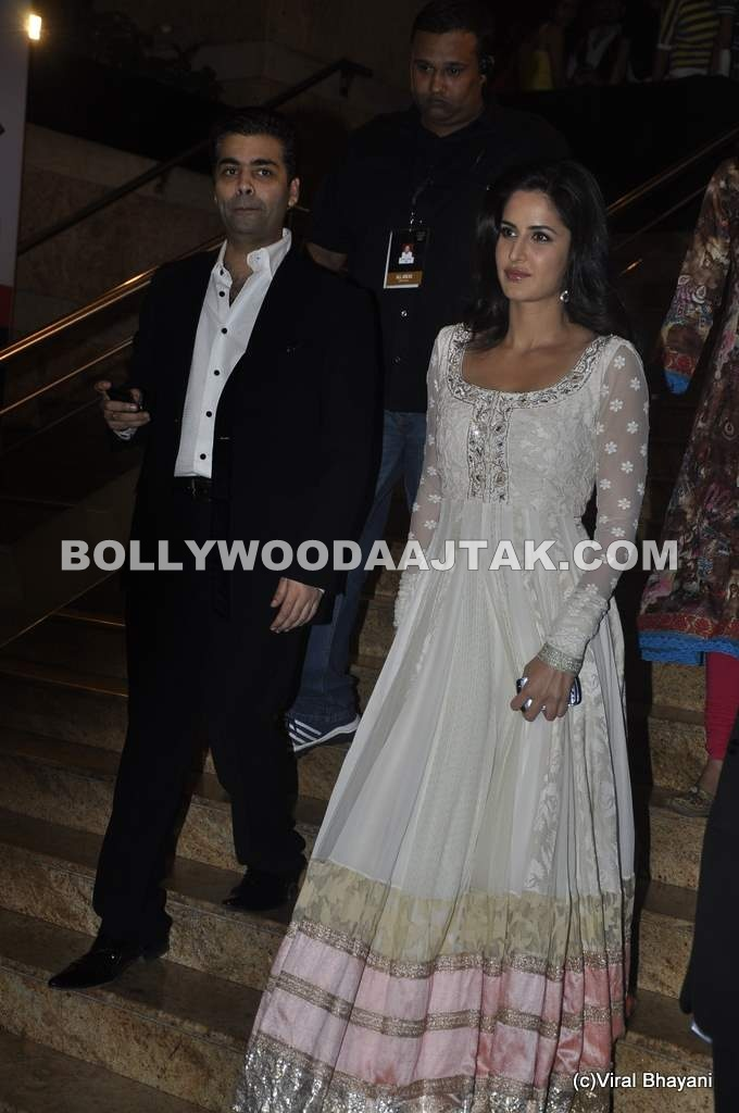 Katrina Kaif  - Katrina Kaif at Manish Malhotra Show at Lakme Fashion Week 2011