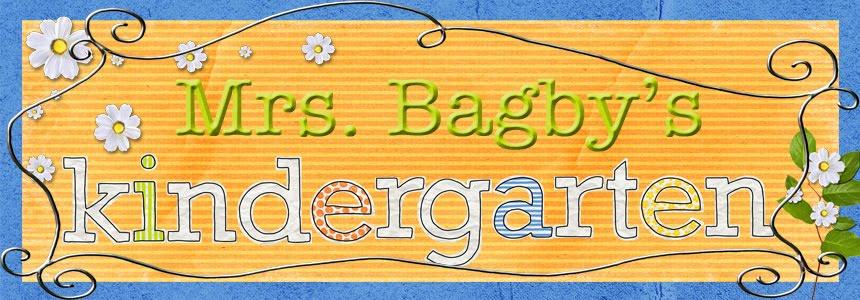 Mrs. Bagby's Kindergarten