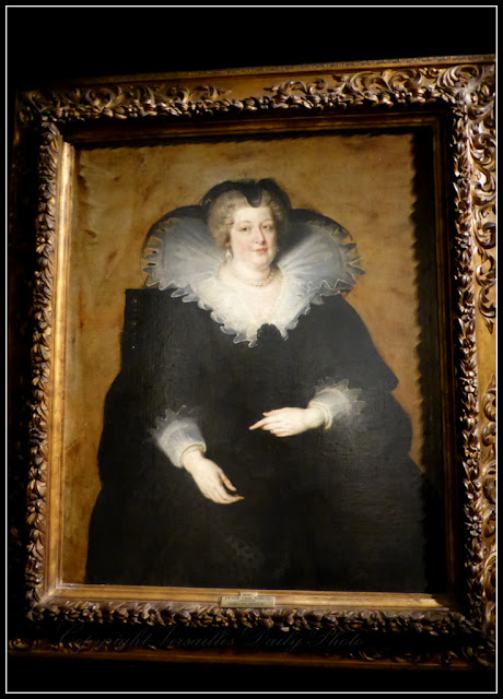 Le roi est mort Versailles Rubens Marie de Médicis
