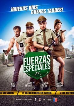Fuerzas Especiales en Español Latino