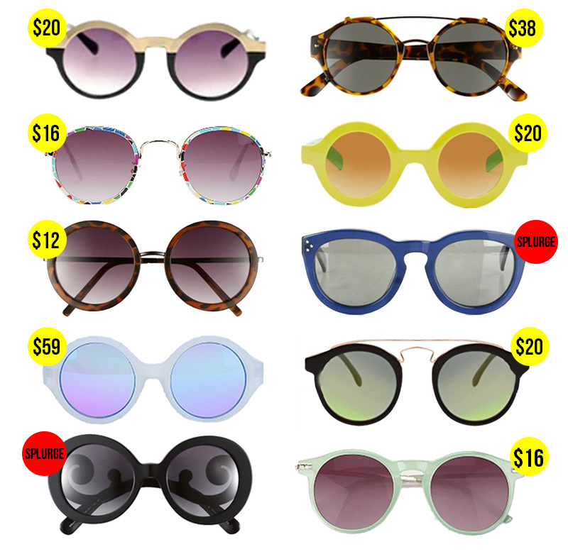 Ray Ban Images 2013 Hairstyles For Round Faces With Glasses ...