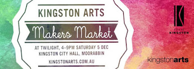 image kingston arts makers market melbourne victoria australia twilight market 5 december 2015