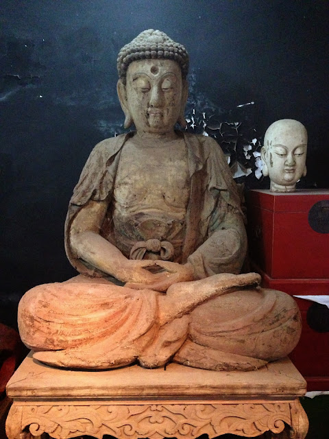 Chinese, China, Buddha, antique