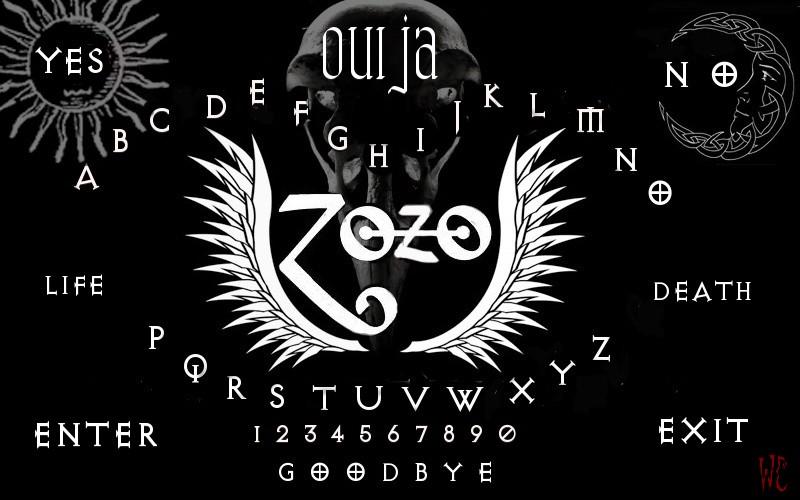 Zozo- Tabuleiro OuijaZozo Demon Ouija Board