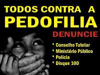 Não  Pedofilia