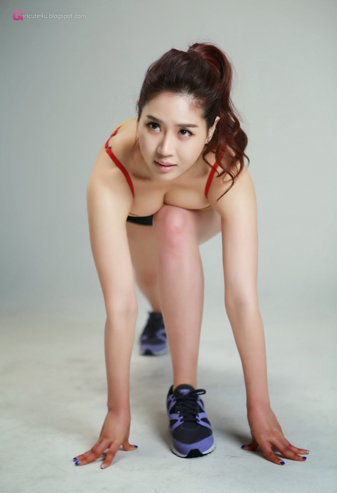 5 Lee Seo Hyun - Yogi Wear - very cute asian girl-girlcute4u.blogspot.com