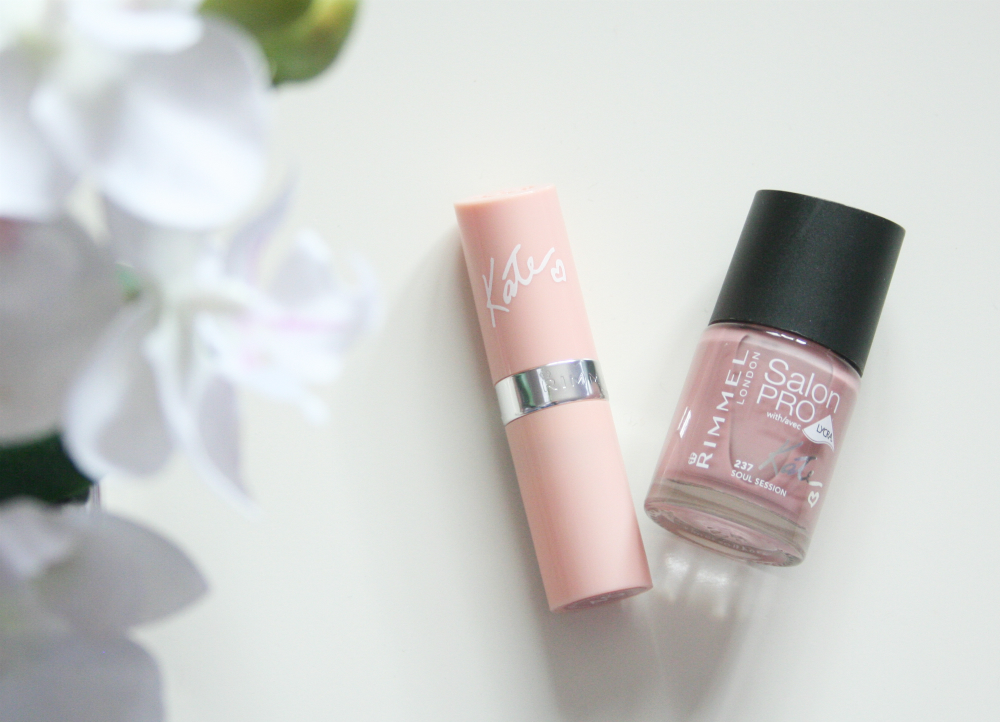 Review || Rimmel Kate Moss Nude Collection #daretogobare
