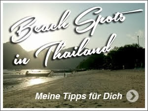 Beach-Spots in Thailand