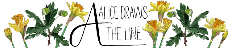 Alice Draws The Line :: Illustration, Hand Lettering and Bespoke Commissions