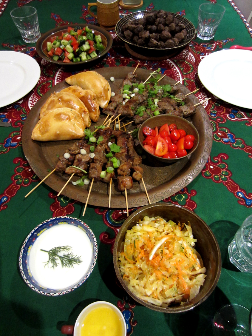 45lovers azerbaijan food for Azerbaijan cuisine