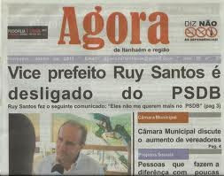 Jornais da região