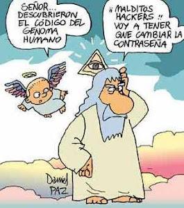 comic de genetica