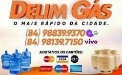 [INFORME PUBLICITÁRIO] DELIM GÁS