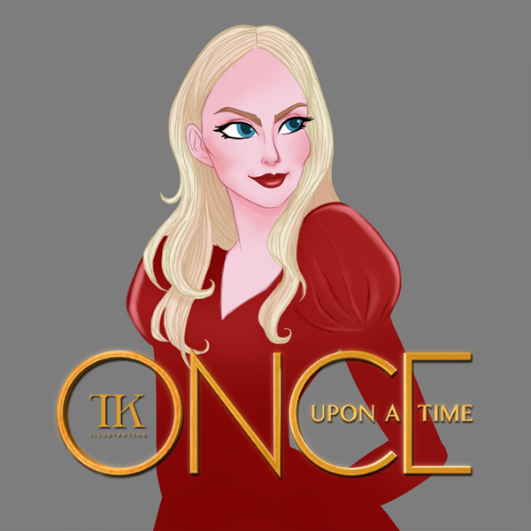 Emma And Snow Queen Emma Swan The Snow Queen