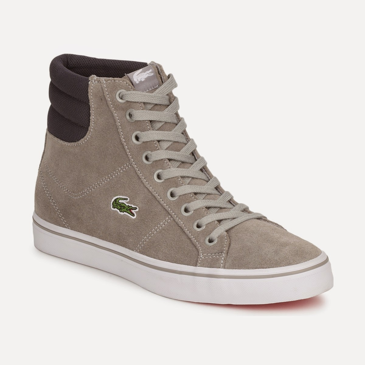shopping lacoste shoes for women high top