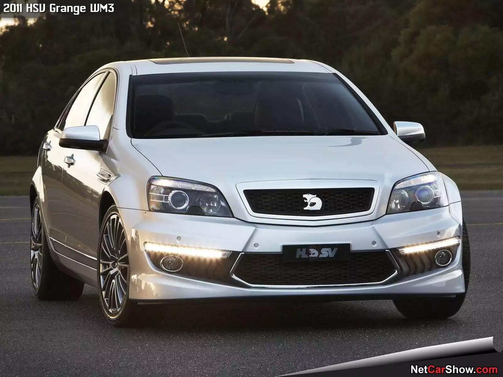Hình ảnh xe ô tô HSV Grange WM3 2011 & nội ngoại thất
