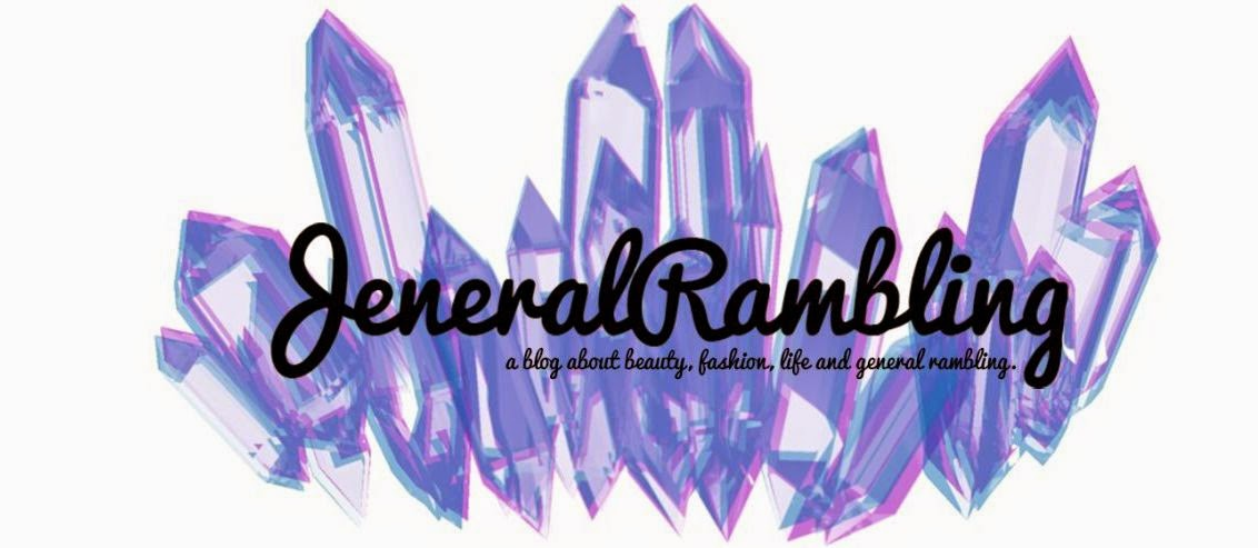 Jeneral Rambling