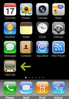 apple iphone screen