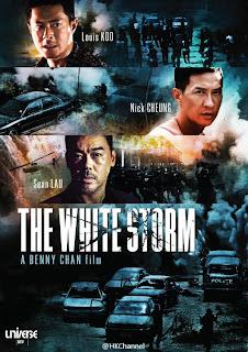 Trận Chiến Á Phiện - The White Storm