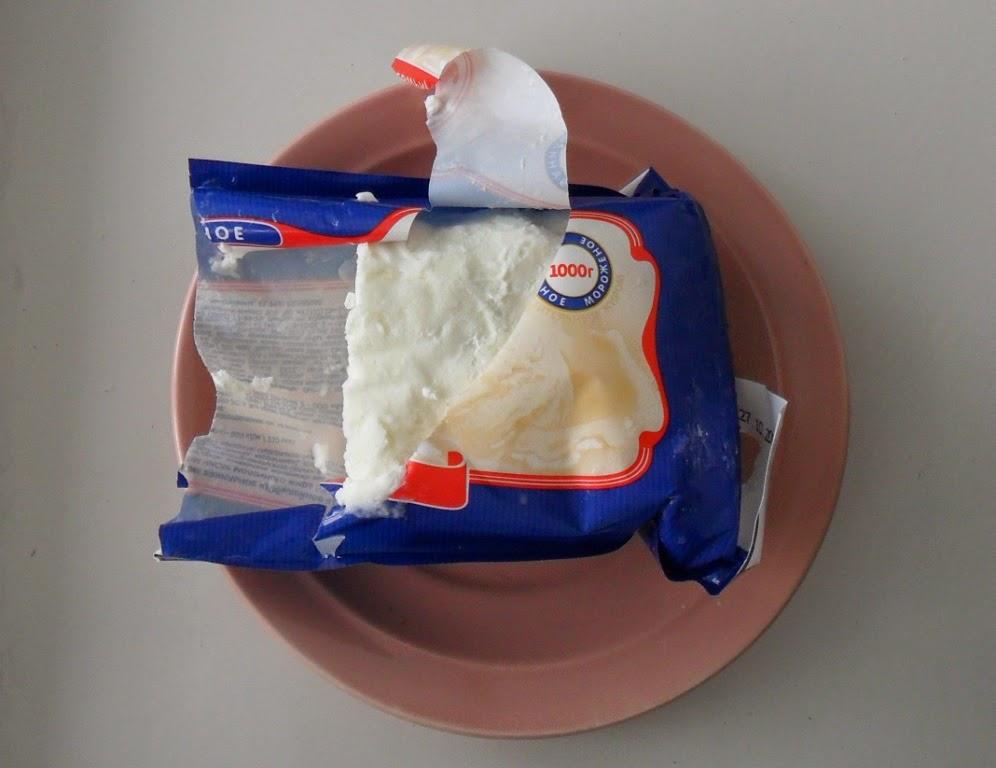 Хорошо иметь в морозилке изрядный кусок пломбира! Всегда сгодится! )))
