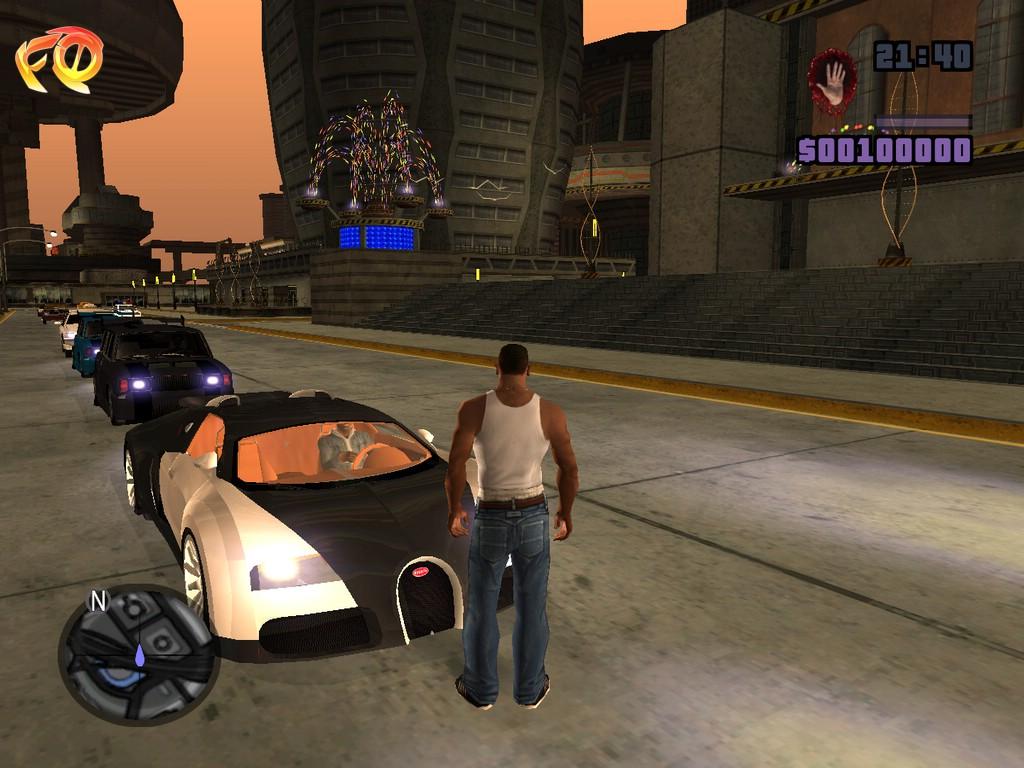 Grand Theft Auto (GTA) Killer Kip Download for PC Free