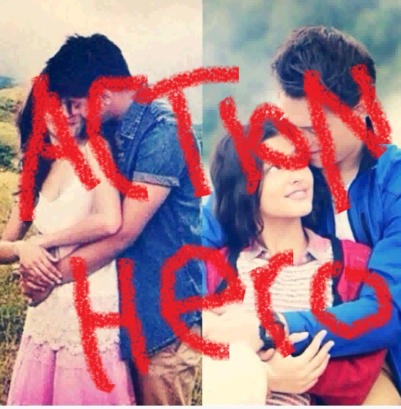 "KILIGMANGA series ""ACTION HERO"" Starring KATHNIEL & LIZQUEN"