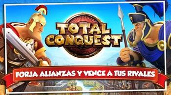 juega Total Conquest en tu celular