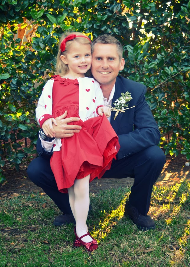 Stamp Camp Daddy Daughter Dance