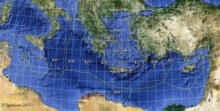 Νίκος Λυγερός: Τα μεγέθη της ελληνικής ΑΟΖ και διαγράμματα Voronoi