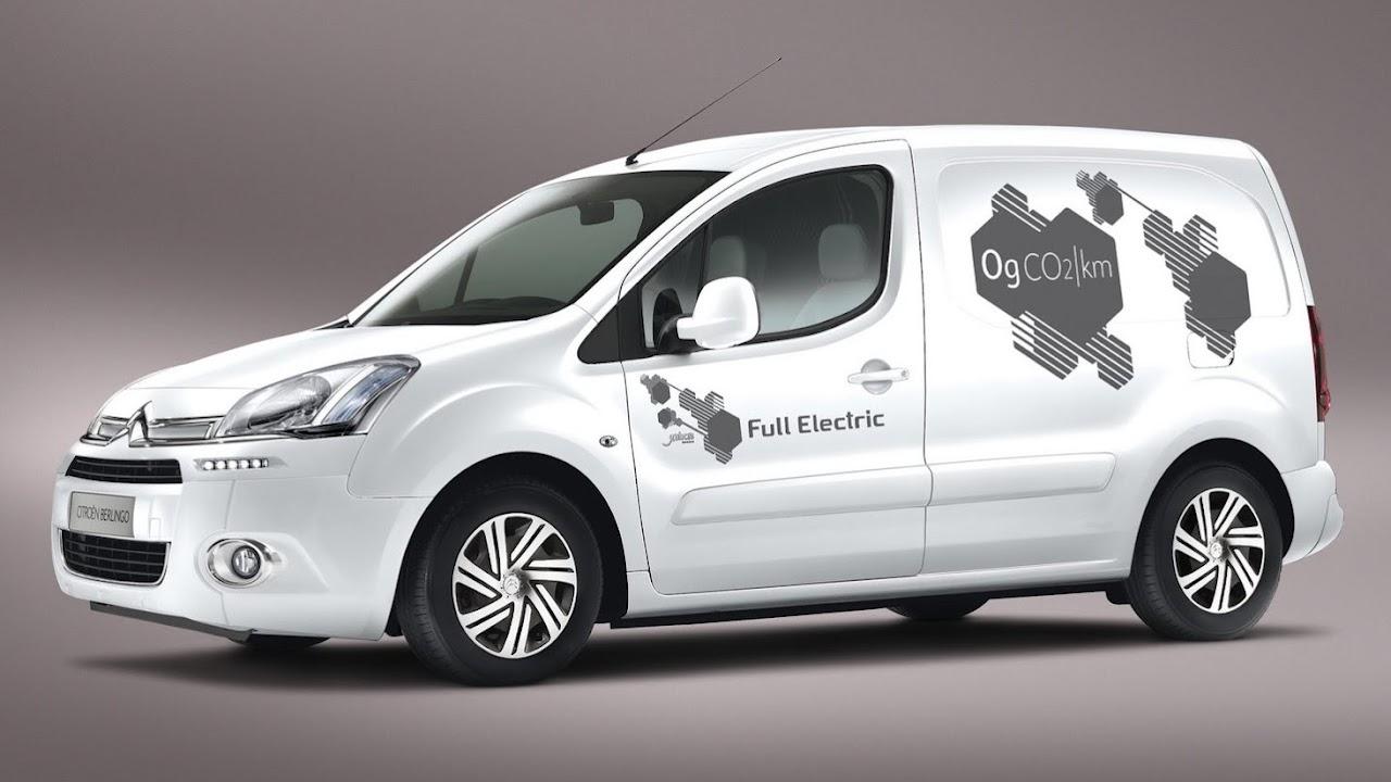 2013 Citroen Berlingo Electric Duyuruldu