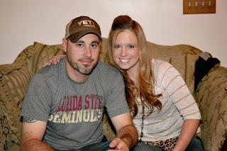 Melissa and Brad