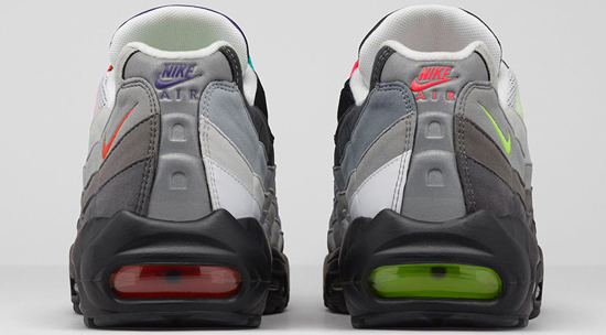 Nike Air Max 95 OG QS Greedy Black Volt Safety Orange