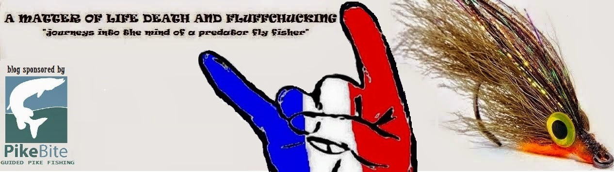 A MATTER OF LIFE AND FLUFFCHUCKING