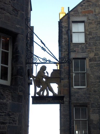 Writer's Museum, Edinburgh